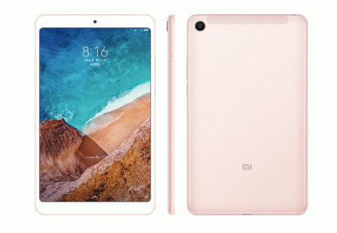 เสียวหมี่ Xiaomi-Mi Pad 4 (LTE 64GB)