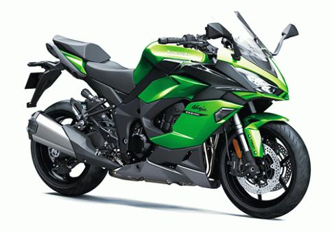คาวาซากิ Kawasaki Ninja 1000 SX ปี 2019