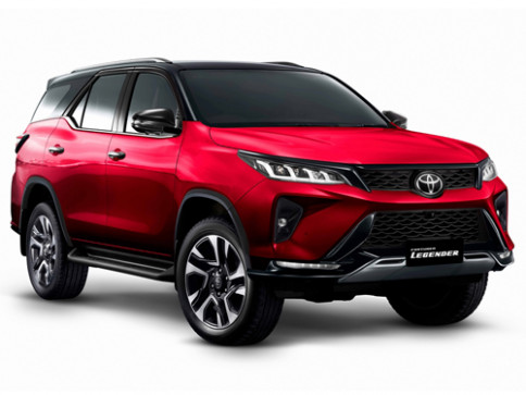 โตโยต้า Toyota Fortuner 2.8 Legender AT MY2020 ปี 2020