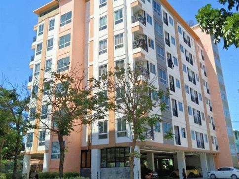 เดอะ เน็กซ์ ลีฟวิ่ง คอนโดมิเนียม (The Next Living Condominium)