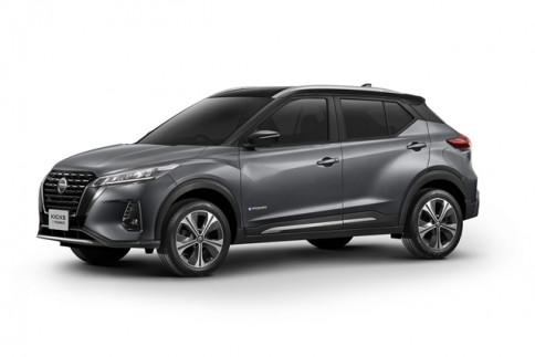 นิสสัน Nissan KICKS 1.2L E ปี 2021