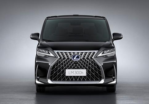 เลกซัส Lexus-LM 300h 4 ที่นั่ง-ปี 2020