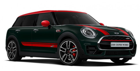 มินิ Mini Clubman JOHN COOPER WORKS ปี 2017