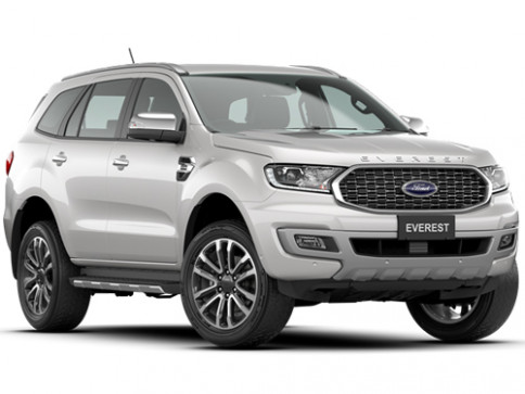 ฟอร์ด Ford Everest 2.0L Bi-Turbo Titanium+ 4x4 10AT MY2020 ปี 2020
