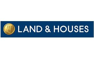 บ้าน แลนด์แอนด์เฮ้าส์ Land & Houses Land and Houses ทุกโครงการ