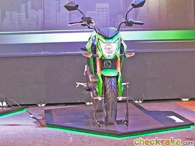 KAWASAKI Z125 ใหม่ ชิงเปิดตัวก่อนประลองใน MOTOR EXPO 2015