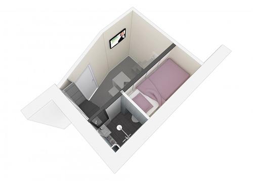 Habitacion disenar habitacion bebe 3d decoraci n de for Kinderzimmer 8m2