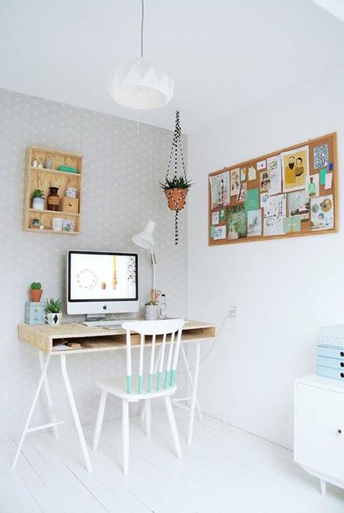 รวมไอเดีย แต่งโต๊ะทำงาน เพิ่มพลังใจในการ Work from Home | เช็คราคา.คอม