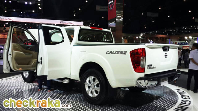 Nissan Navara NP300 King Cab Calibre Limited Edition เพิ่ม ...