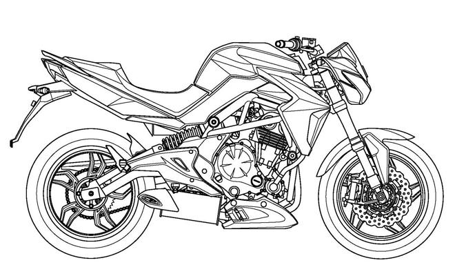 MZ Crazy Cars: เปิดตัวแล้ว! KYMCO K Rider 400 ในร่างของ
