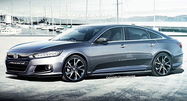Honda accord 2018 6 2 0 for 2018 honda civic type r 0 60
