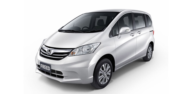 Honda Freed 2013 ก้าวใหม่สู่อิสระแห่งการใช้ชีวิต   เช็คราคา.คอม