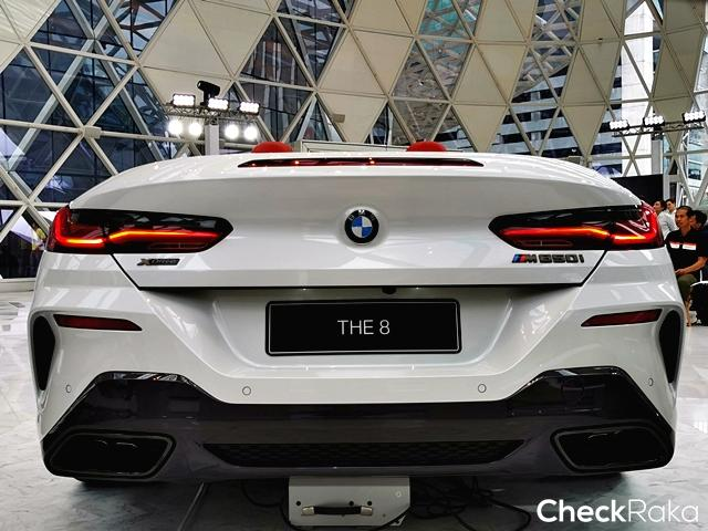 BMW M850i xDrive Convertible สปอร์ตเปิดประทุนรุ่นใหม่ล่าสุด