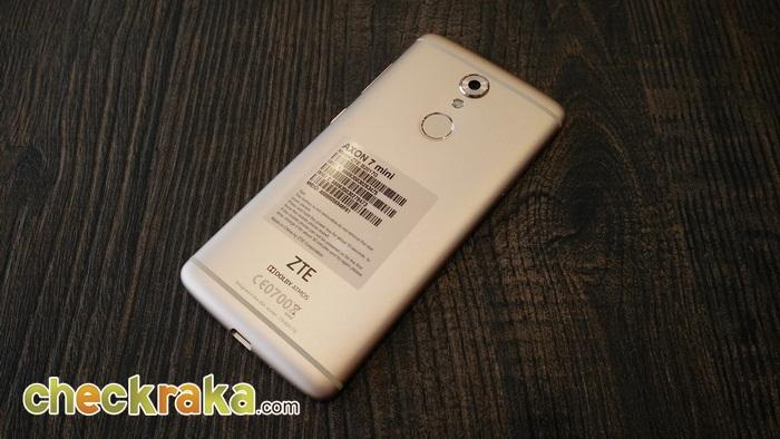 รีวิว ZTE AXON 7 Mini สมาร์ทโฟนพรีเมี่ยม สเปคหรู ในราคาเบาๆ