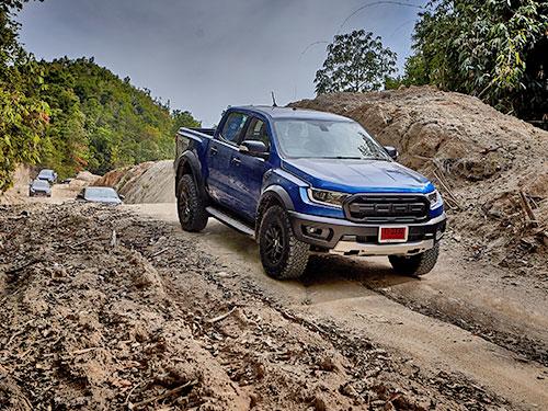 รีวิวอีกครั้ง! Ford Ranger Raptor