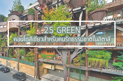 25 GREEN