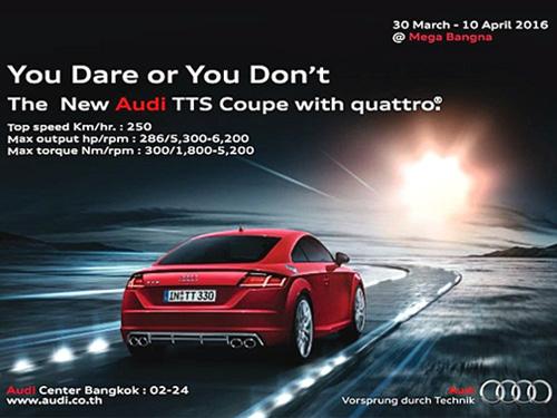 Audi & Kia Auto Show 2016
