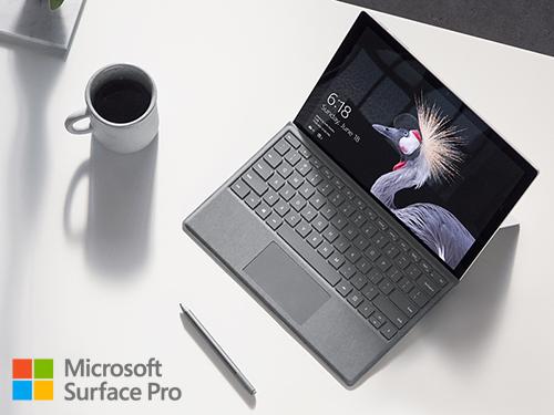 Surface Pro รุ่นใหม่