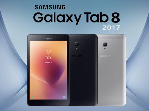 Samsung Galaxy Tab 8.0 (2017)