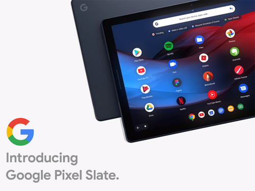 มาทำความรู้จักกับ Google Pixel Slate