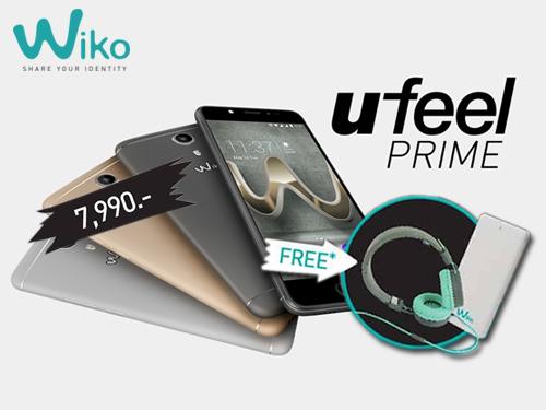 ซื้อ Wiko U FEEL Prime วันนี้