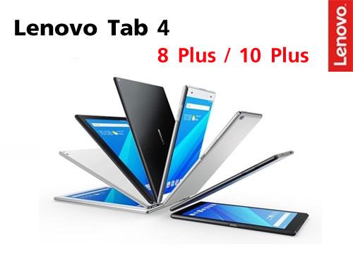 Lenovo Tab 4 8 Plus / 10 Plus