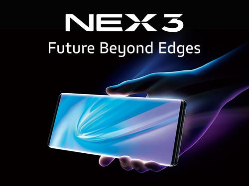 Vivo NEX 3 ขีดสุดแห่งนวัตกรรม