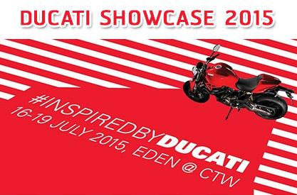 Ducati Showcase 2015