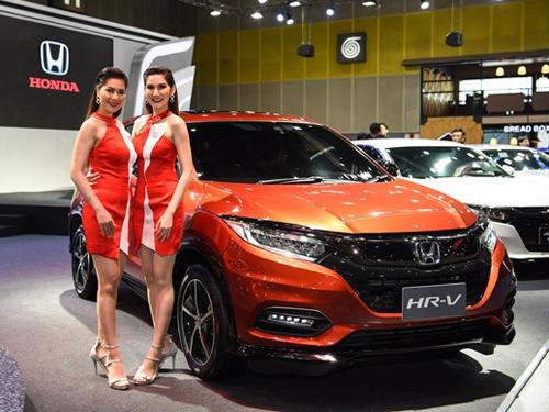 Honda นำรถยนต์ 8 รุ่น พร้อมข้อเสนอสุดพิเศษ