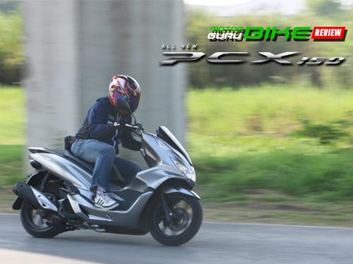 รีวิว All New Honda PCX 150