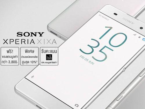 ซื้อ Sony Xperia X หรือ XA