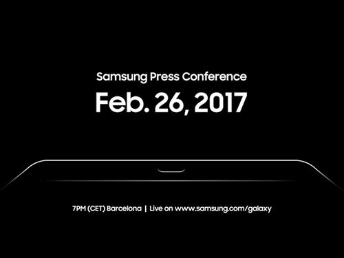 Samsung ทวีตภาพเชิญสื่อ