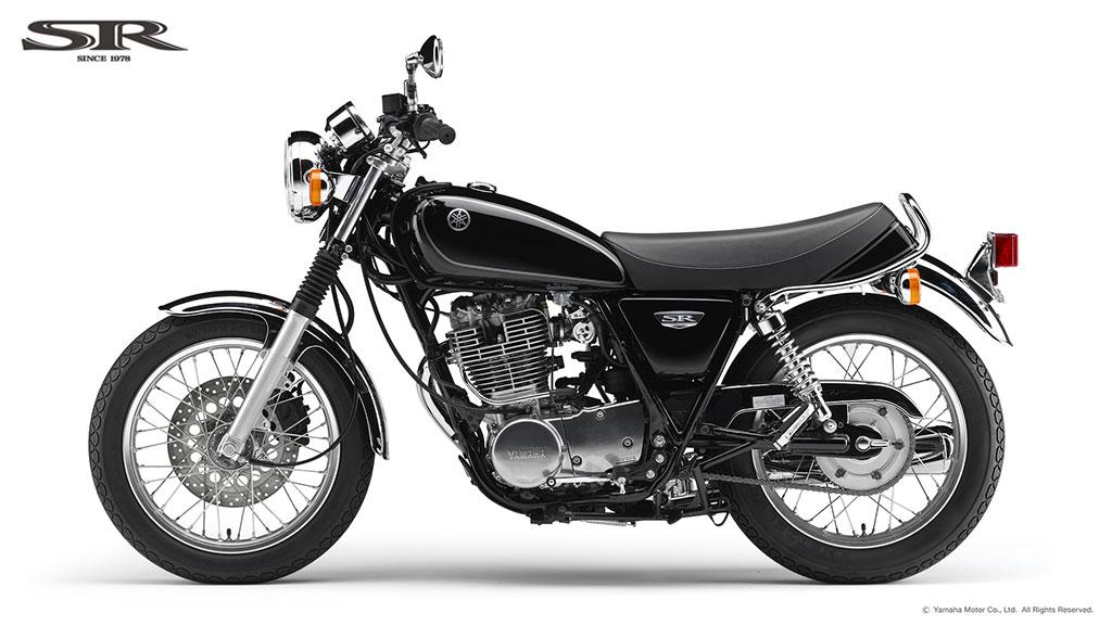 Yamaha SR400 Standard 2014 มอเตอร์ไซค์ราคา 275,000 บาท ยา ...