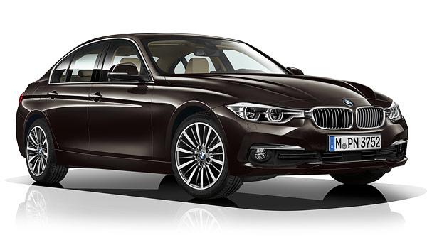 บีเอ็มดับเบิลยู BMW-Series 3 320d (Iconic)-ปี 2016