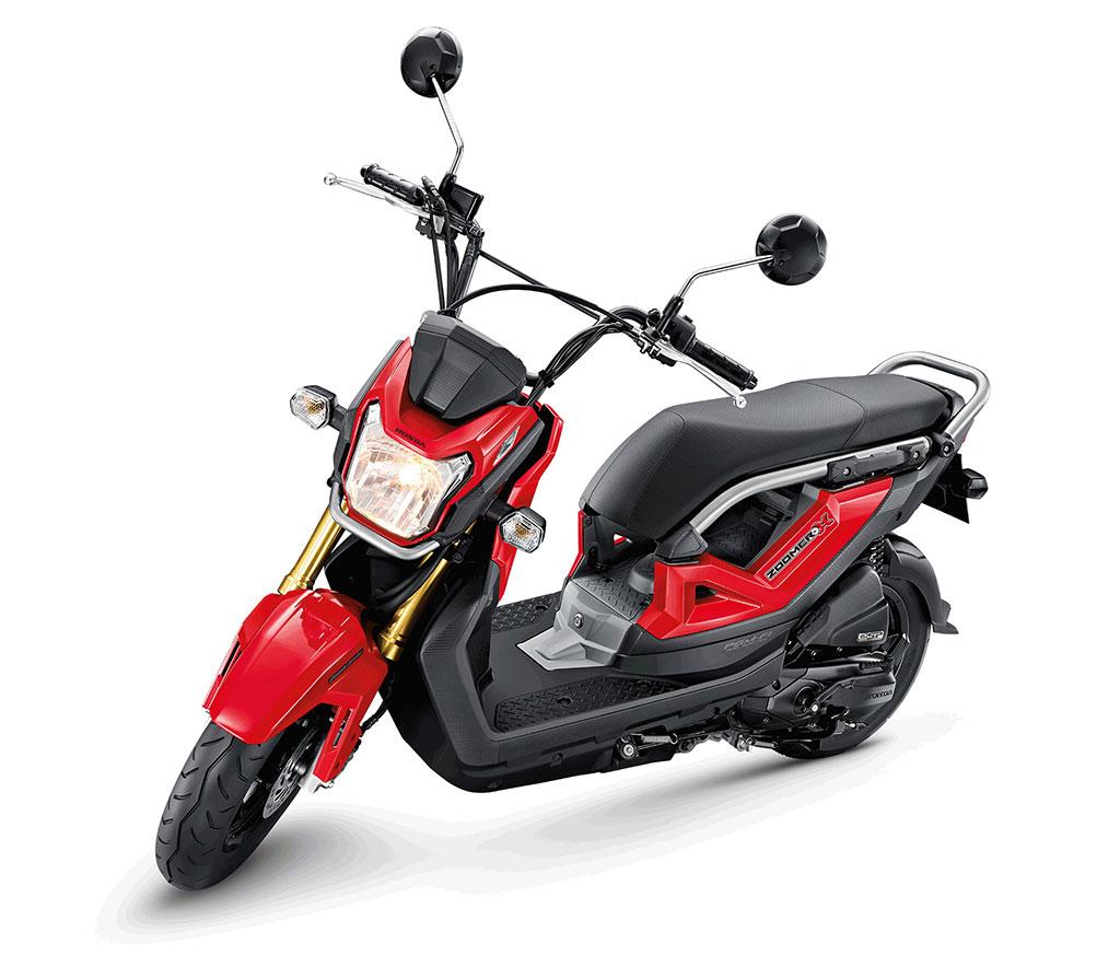 Honda Zoomer X ACG110CBTG TH 2015 ฮอนด้า ...