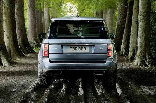 แลนด์โรเวอร์ Land Rover-Range Rover Plug-In Hybrid Petrol Vogue SWB-ปี 2019