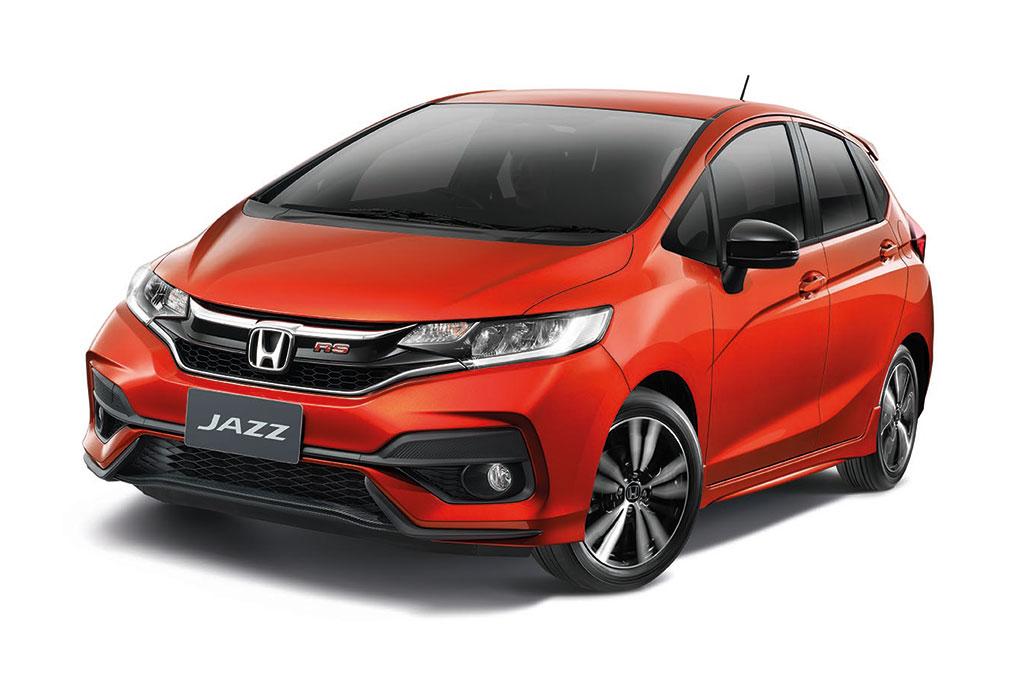 Honda jazz rs at 2017 754 000 for Interior jazz rs 2017