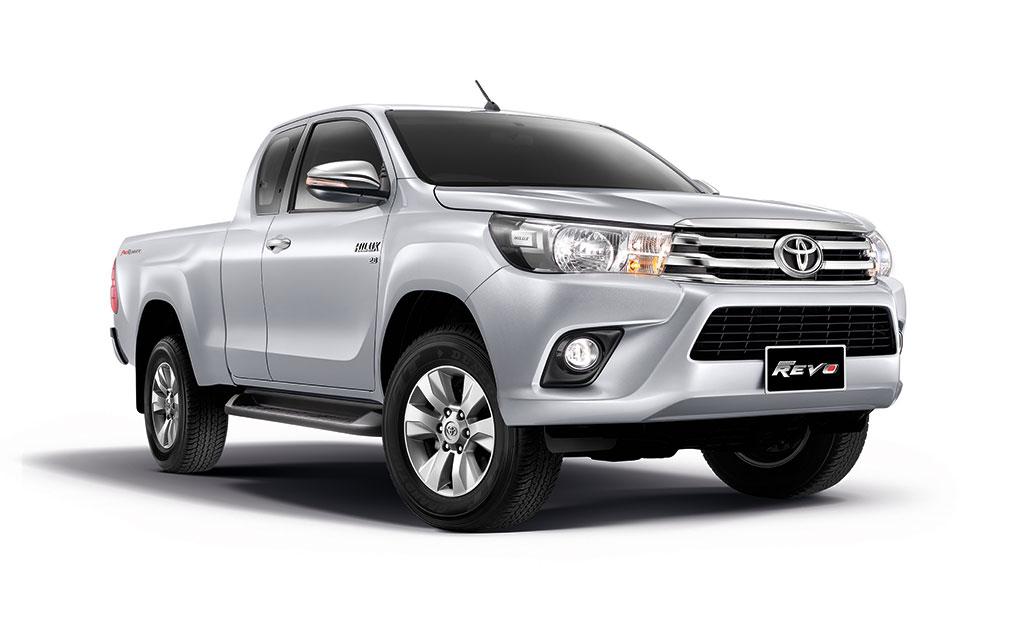 Toyota Revo Smart Cab 4x4 2 4e 2015 ราคา 799 000 บาท