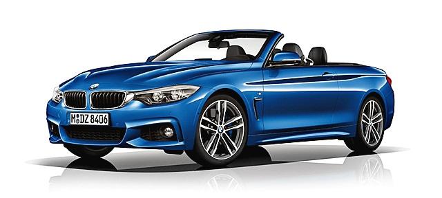 บีเอ็มดับเบิลยู BMW-Series 4 430i Convertible M Sport-ปี 2017