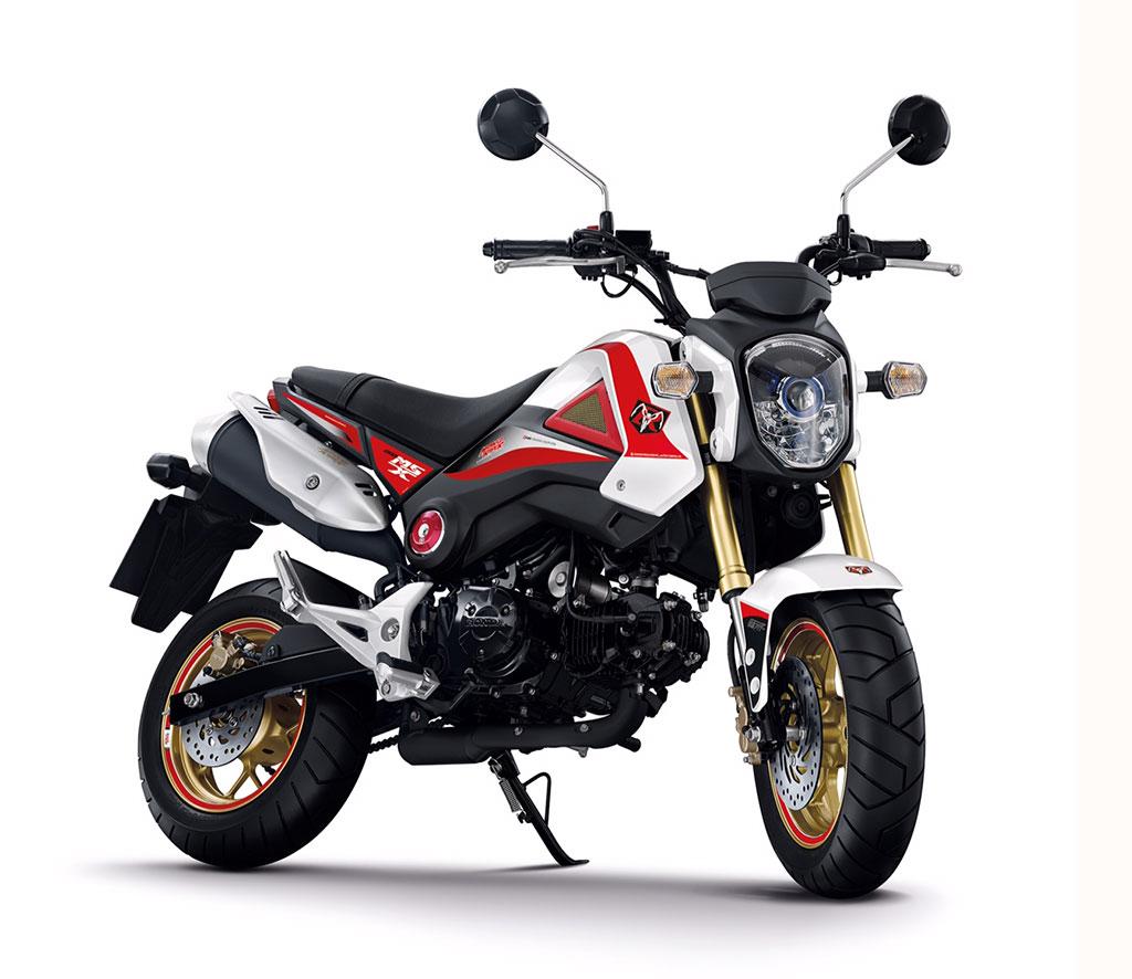 Honda Msx125 Msx125f Th 2015 มอเตอร์ไซค์ราคา 68 900 บาท
