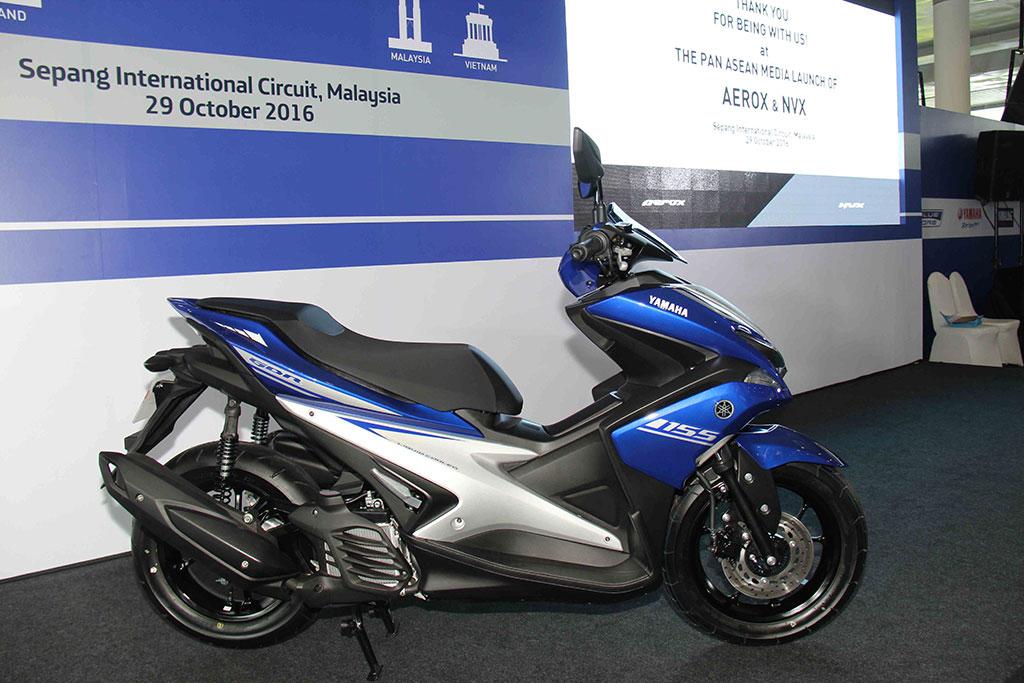 Yamaha Aerox   Price Thailand