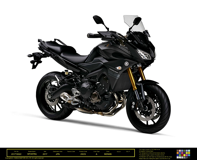 yamaha mt 09 tracer 2017 479 000 09. Black Bedroom Furniture Sets. Home Design Ideas