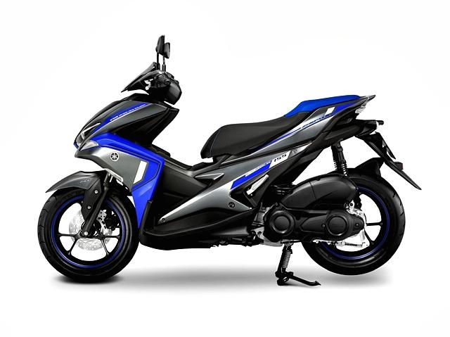Yamaha Aerox 155 ABS Version MY19 2019 มอเตอร์ไซค์ราคา