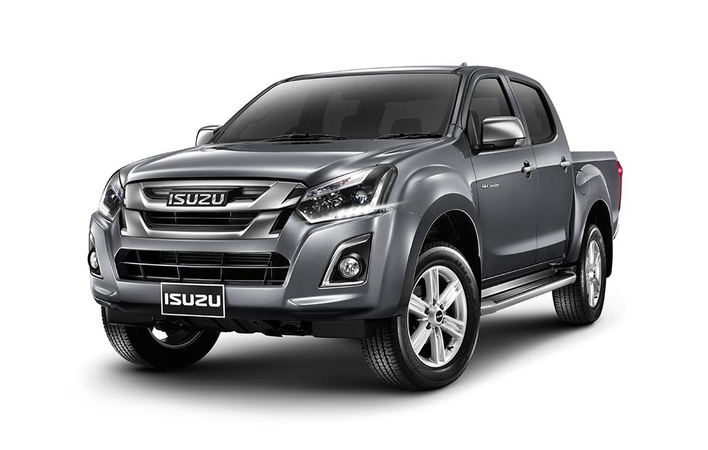 Isuzu pickup truck 2016