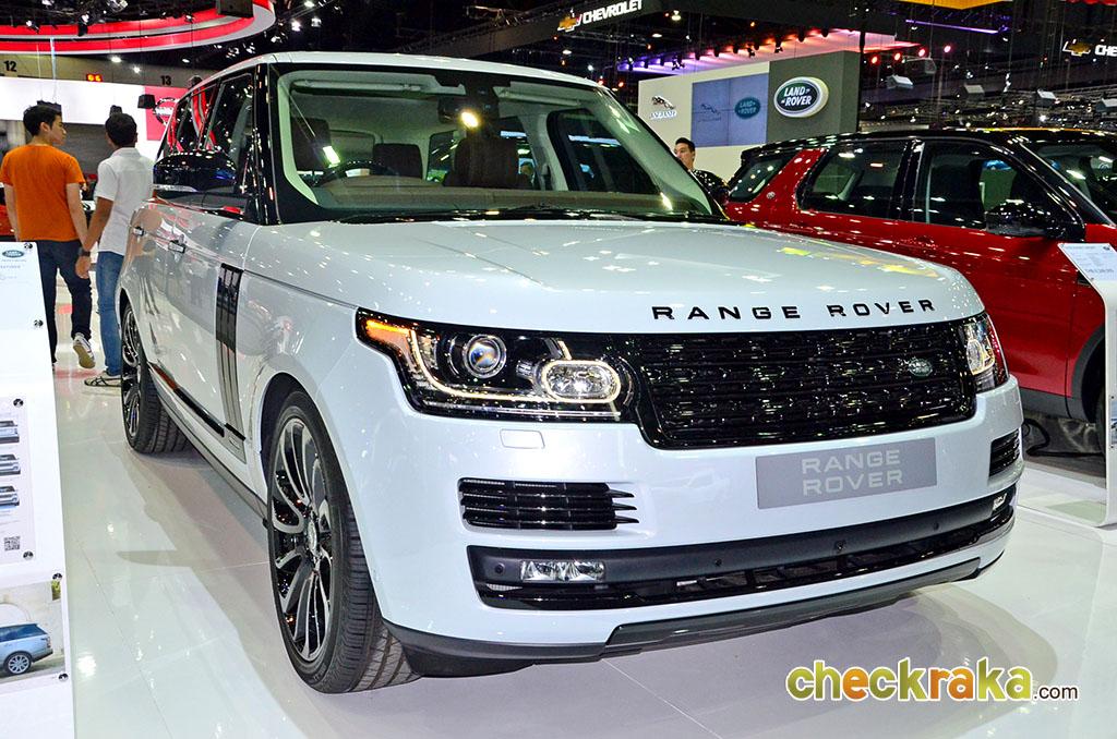Land Rover Range Rover 30l Sdv6 Hybrid Diesel Autobiography 2015