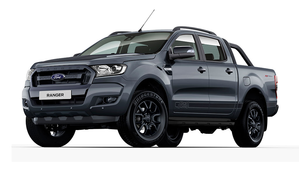 Ford Ranger Fx4 Double Cab 2 2l Vg Turbo 4x2 Hi Rider At