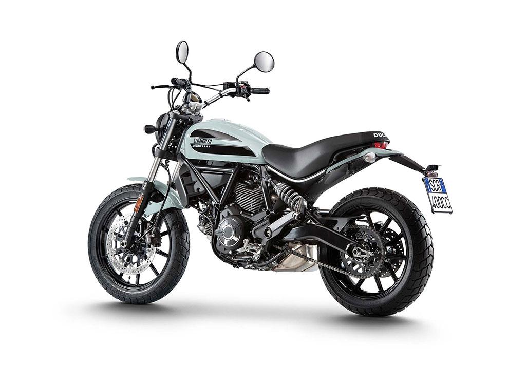 Ducati Scrambler Price Thailand