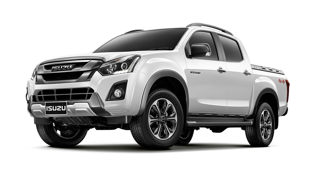 isuzu d max v cross max 4 door 4x4 3 0 ddi blue power a t 2016 1 087 000. Black Bedroom Furniture Sets. Home Design Ideas