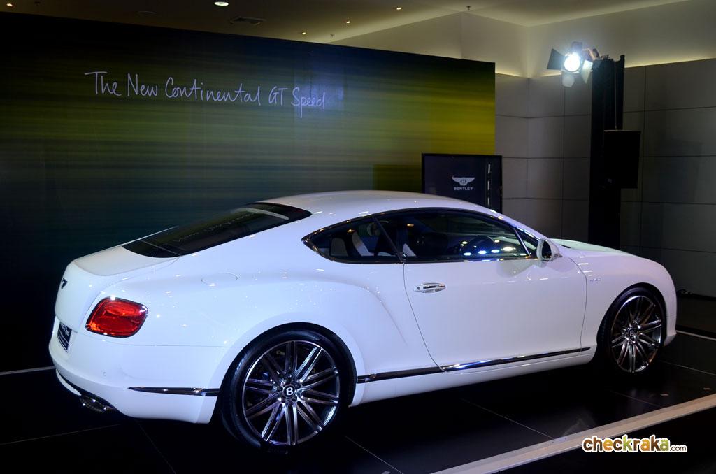 Bentley continental gt speed price