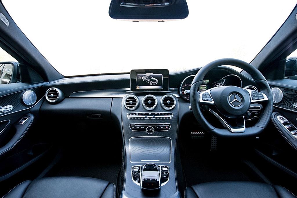 Image Result For Mercedes C Class Plug Hybrid